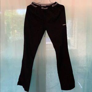 Grey's Anatomy Active Scrub Pants - Black